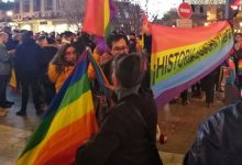 Photo of Banderas LGTB+ como símbolo de protesta en Granada