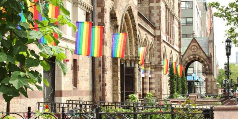 Iglesia Chicago refugio LGTB+