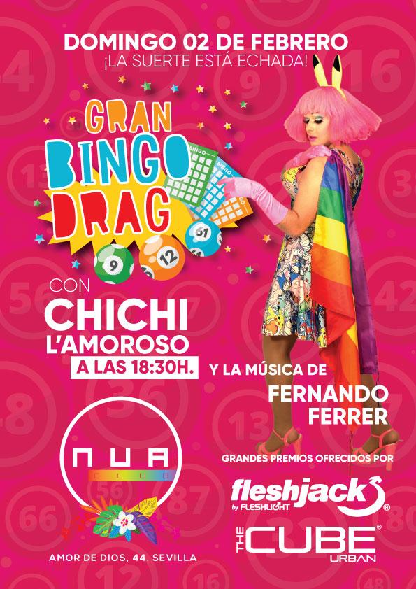Fiestas gays Sevilla