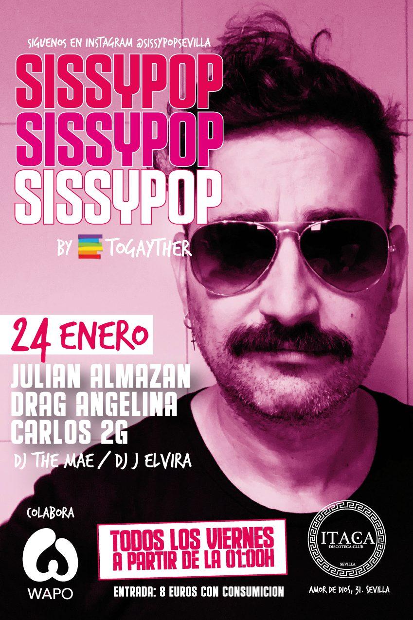 SissyPop Julian Almazán