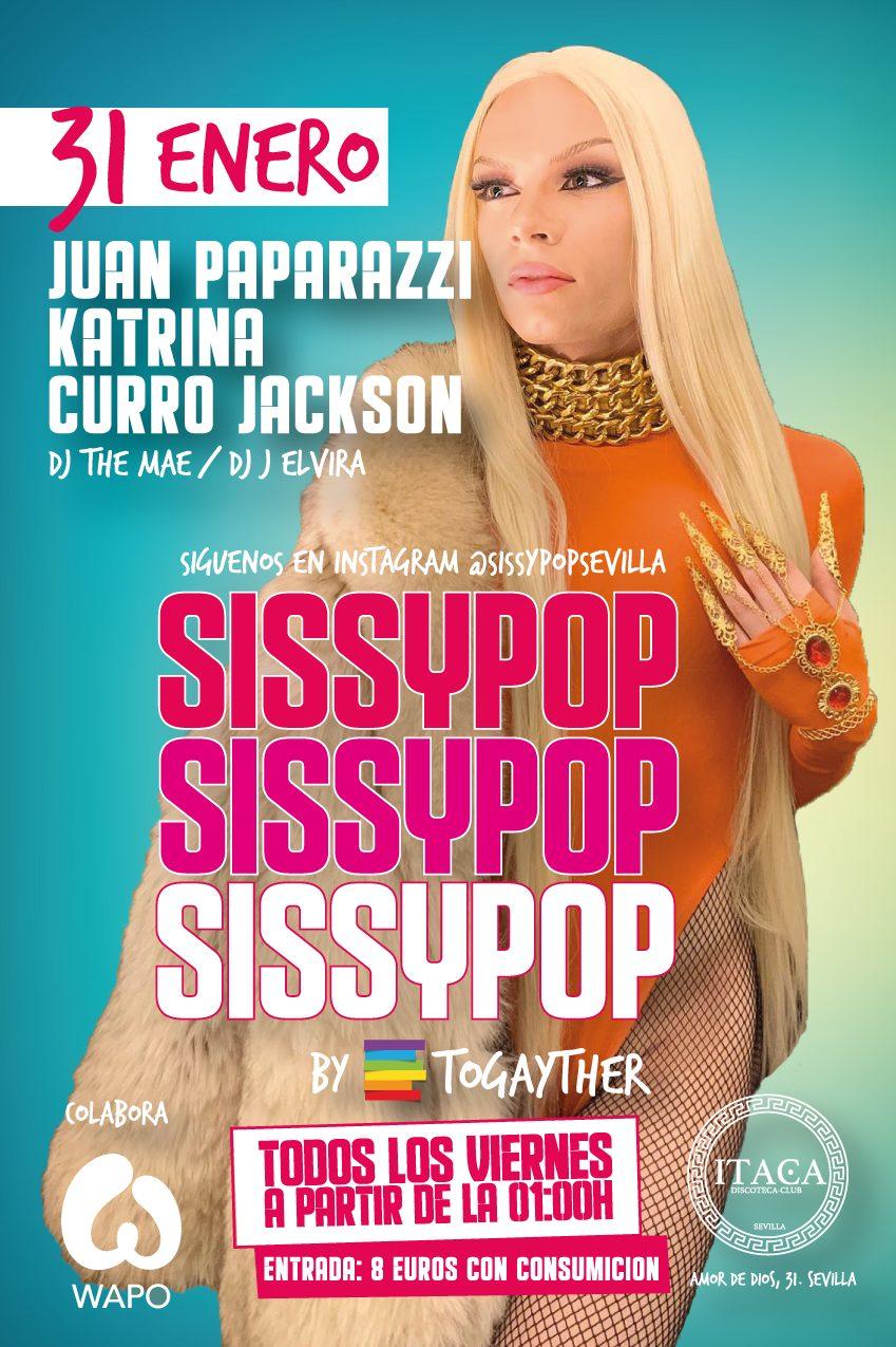 Juan Paparazzi, Katrina & Curro Jackson