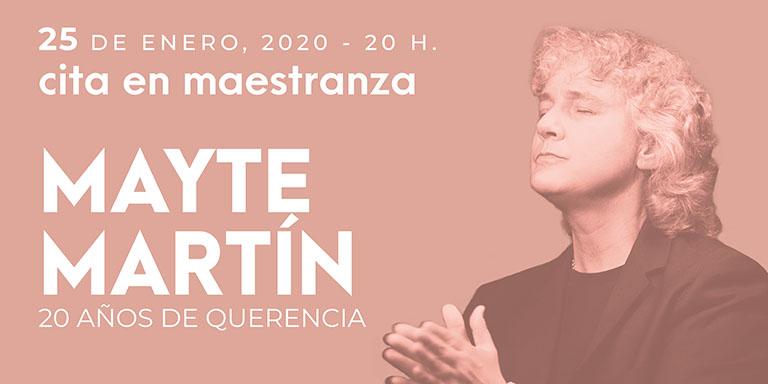 Querencia Mayte Martín
