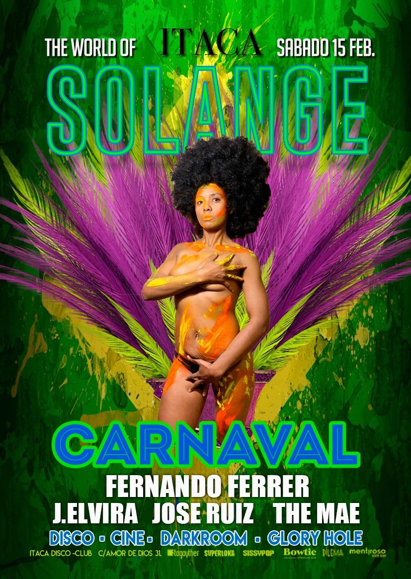 Fiesta Carnaval LGTB