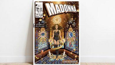 Photo of Madonna: Las portadas de sus albumes en versión comic