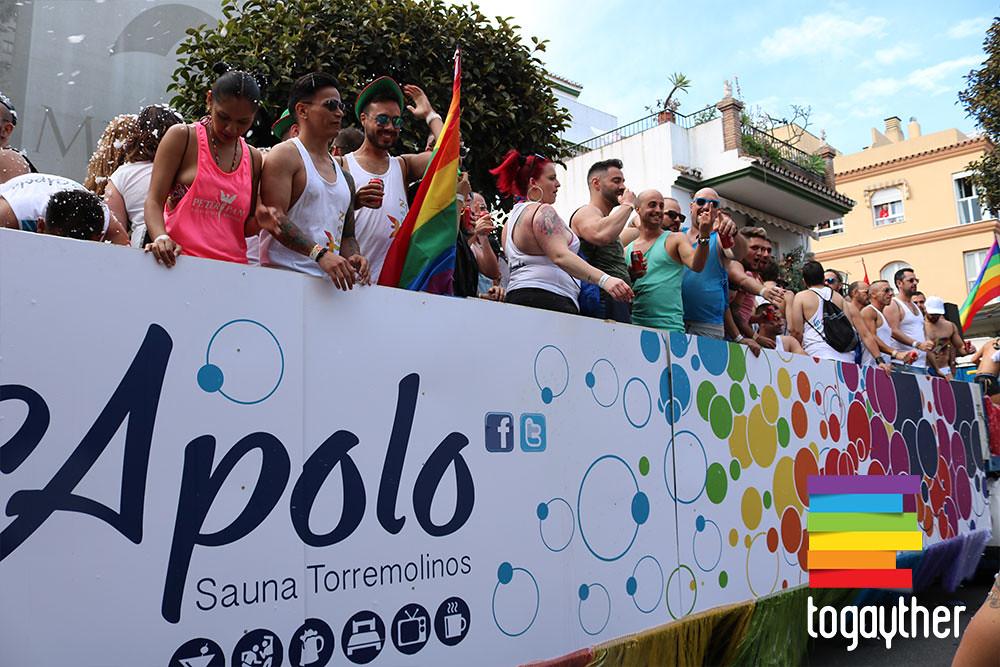 Orgullos LGTB+ España