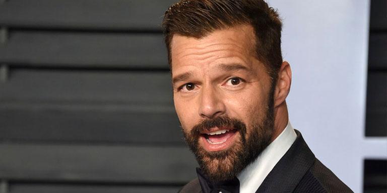 Ricky Martin gay