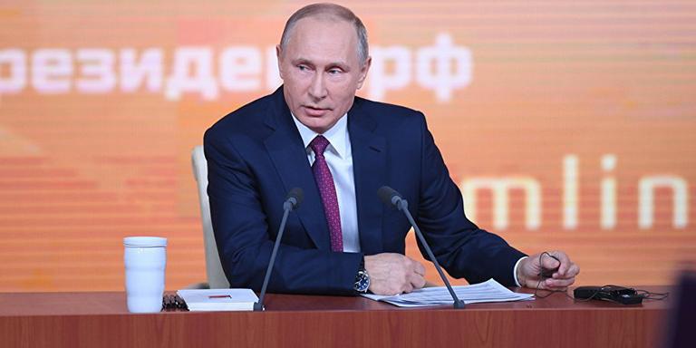 Putin matrimonio homosexual