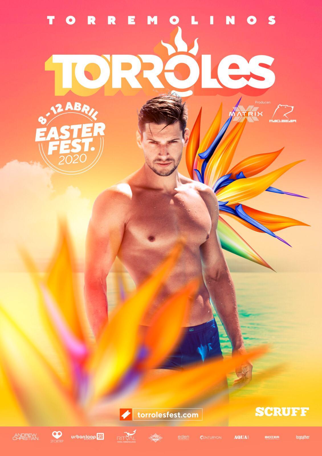 Fiestas gays Torremolinos