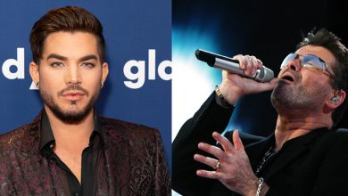 Photo of Adam Lambert  desea interpretar a George Michael en su biopic
