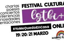 Photo of 'Salgo del armario pero no de casa': Festival cultural LGTB+ online