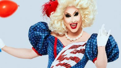 Photo of Sherry Pie descalificada de RuPaul's Drag Race