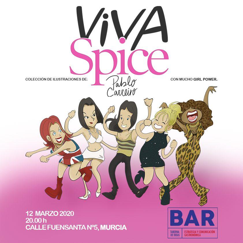 Cartel Viva Spice