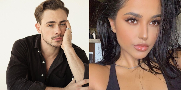 Becky G y Drace Montgomery