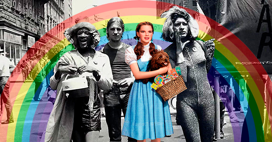 Judy Garland icono LGTB+