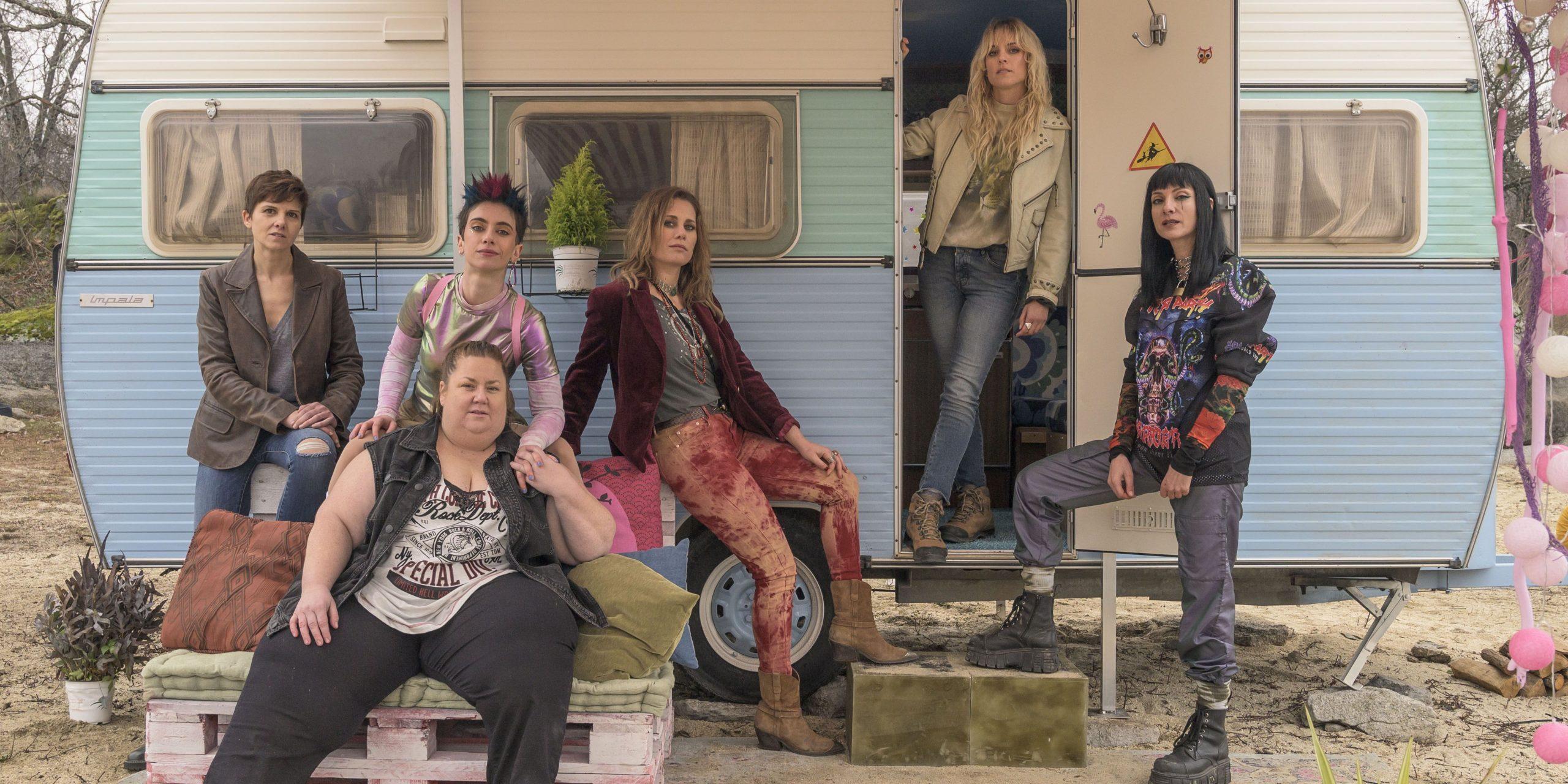 El Oasis cast