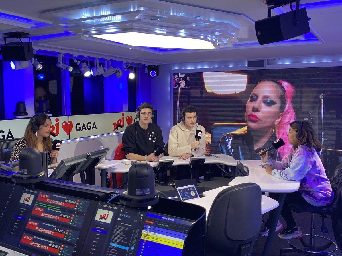 Lady Gaga NRJ