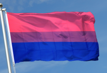 Photo of Historia de las banderas LGTB+: Bandera Bisexual