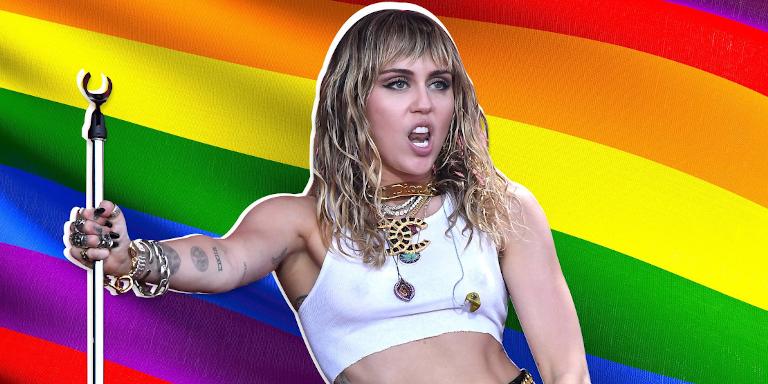 Photo of Miley Cyrus cuenta a sus fans por qué dejó de creer en Dios
