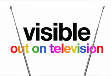 Visible out on televison