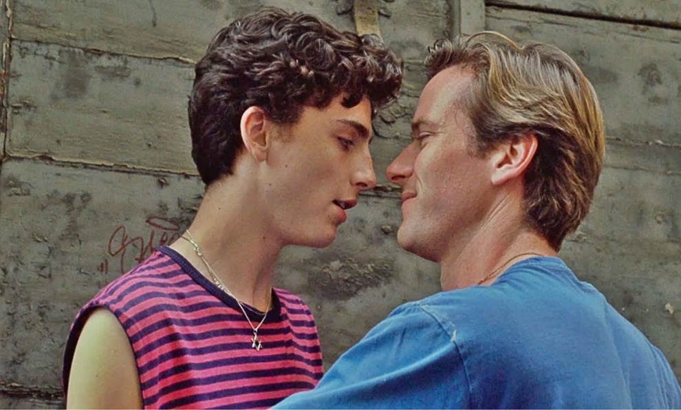 secuela Call me by your name