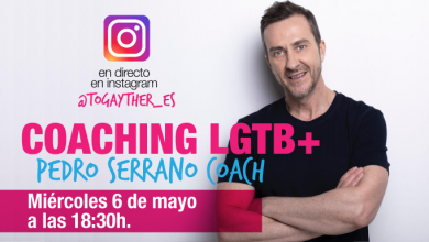 Photo of Sesión de Coaching LGTB+ en directo en Togayther