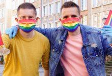 Mascarillas LGTB contra la LGTBIfobia en Polonia