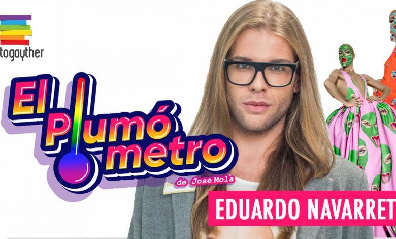 Eduardo Navarrete Plumometro