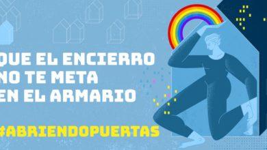 Photo of #AbriendoPuertas: la campaña contra la discriminación LGTB+ durante el coronavirus
