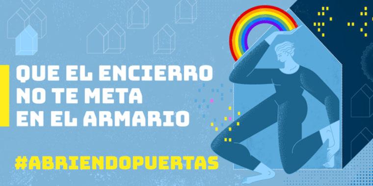 campaña discriminación LGTB