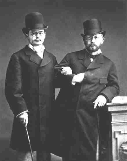 eduard y tchaikovsky