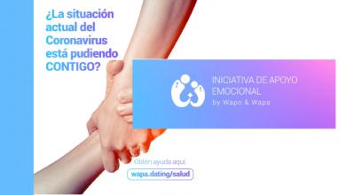 Photo of Wapo reúne a más de 30 organizaciones para ofrecer ayuda psicológica real durante la crisis del coronavirus