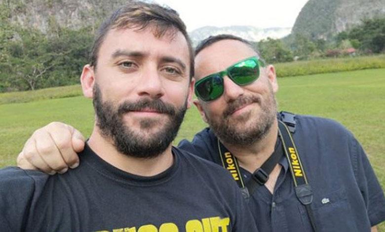 Álvaro Fernández agresión homófoba