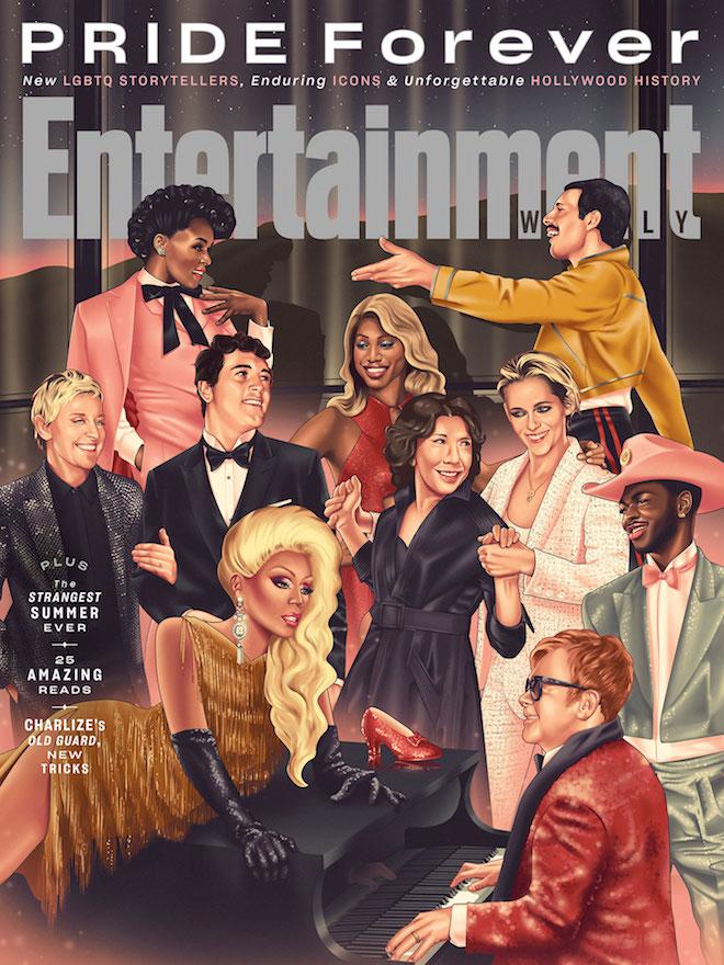 Hollywood LGTB+