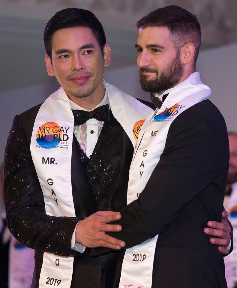 Mr Gay World 2020