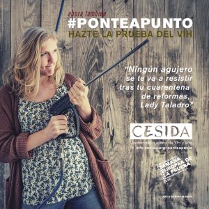 Campaña CESIDA