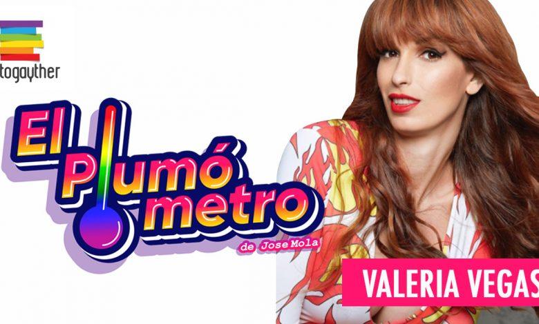 Plumometro Valeria Vegas
