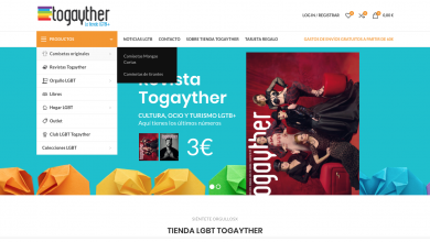 Tienda LGBT Togayther