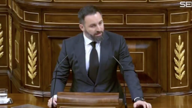 Photo of Abascal en el Congreso: «En Vox no despreciamos a nadie por su tendencia sexual»