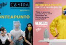 Photo of #PonteAPunto la campaña de CESIDA para disminuir la cadena de transmisión del VIH