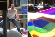 Photo of Identificado el vehículo del hombre homófobo de la manifestación de Vox en Barcelona