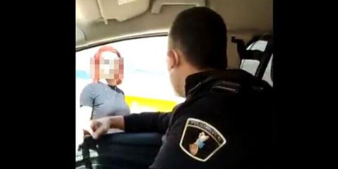 policía tránsfobo Benidorm