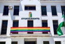 banderas LGTB+ Villanueva de Algaidas