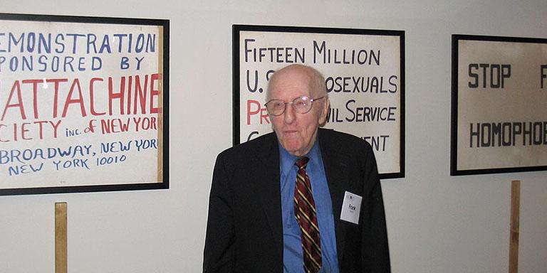 Frank Kameny