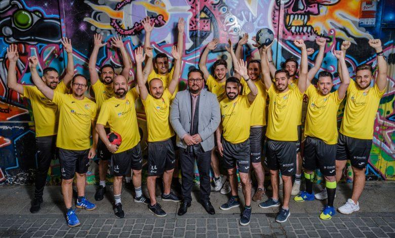 equipo de balonmano LGTBI