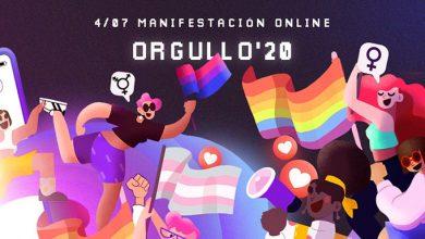 Photo of La manifestación virtual del Orgullo 2020 irá encabezada por una pancarta de mujeres LTB y otra de entidades sociales