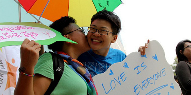Tailandia matrimonio homosexual