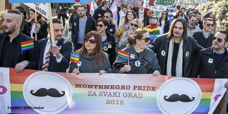 Montenegro matrimonio homosexuales