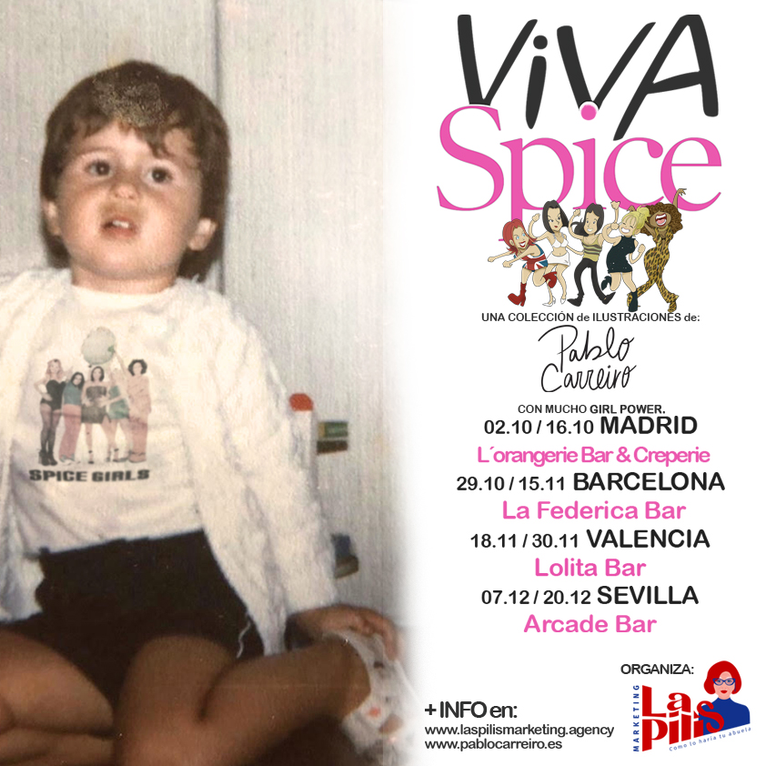 Pablo Carreiro Viva Spice