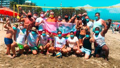 Photo of Diversport ayuda a las personas LGBTI+ con los beneficios de un torneo de vóley