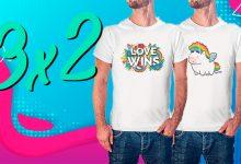 Photo of ¡Rebajas Orgullosas! 3×2 en camisetas LGTB+ en la tienda de Togayther